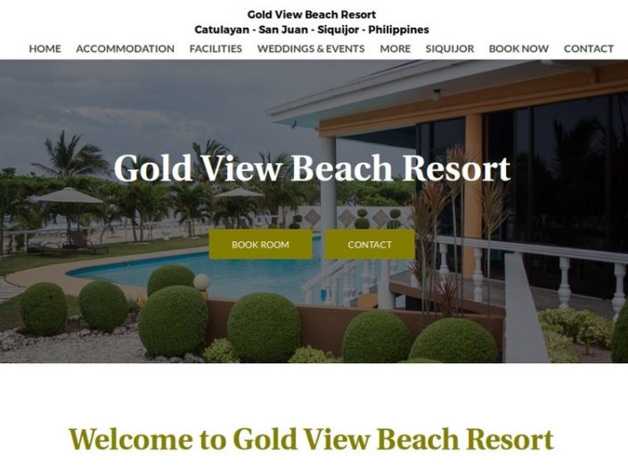 Gold View Beach Resort