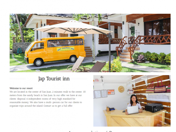 Jap Tourist inn